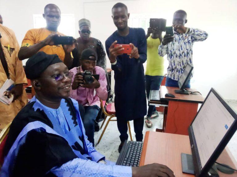 La'ori: Adamawa Reps member commissions ultra-modern ICT center in Lamurde
