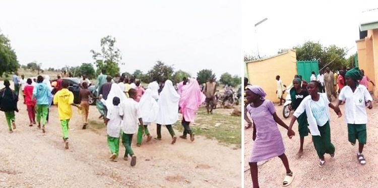 Kebbi school: Troops battle bandits, one abducted student killed, five rescued