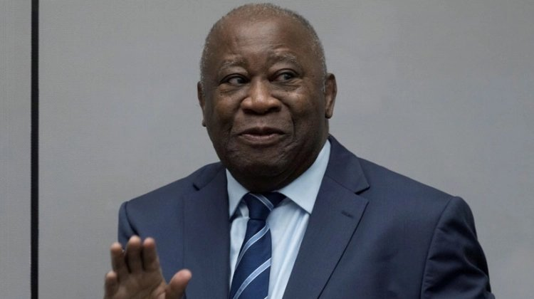 Gbagbo files for divorce, to end 30-year marriage