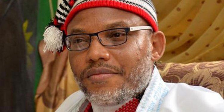 We're already 'talking' with Nigeria on Kanu, says British govt
