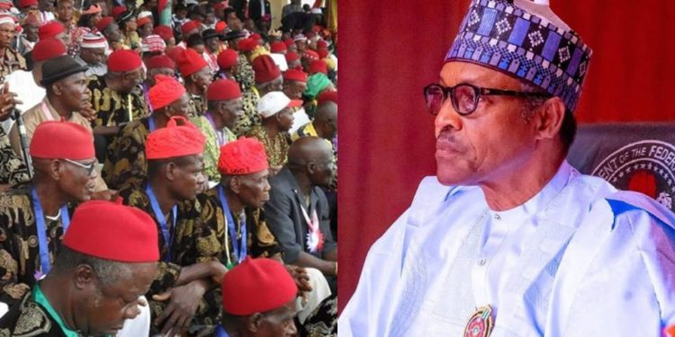 FG, Southeast leaders' parley rejects secession agitation