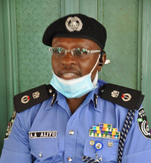 police arrest 18-year-old Man for raping a 4-year-old Minor in Adamawa