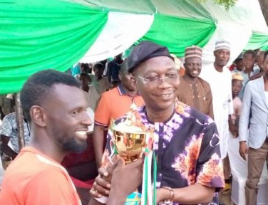 Sports: Reps Member urges Adamawa Youths to use their energies in positive ventures,assures continued support