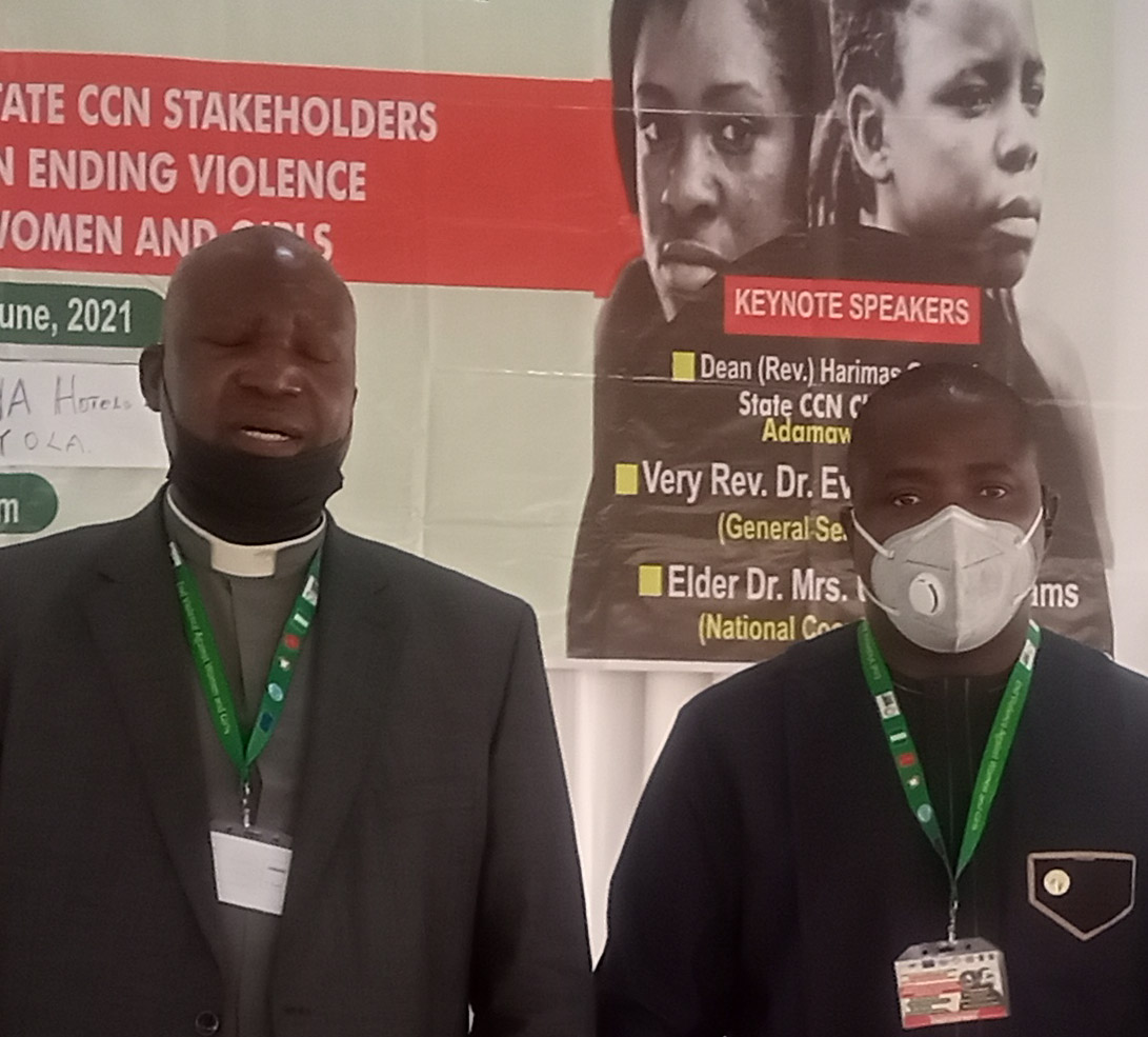 CCN partners UNICEF to end violence against women and girls in Adamawa