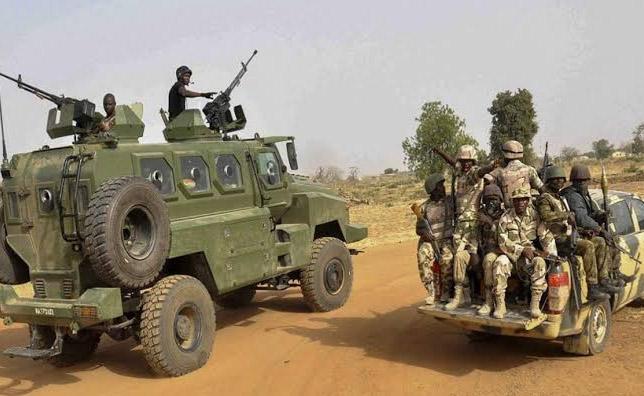 Nigerian Army troops kill scores of bandits in Zamfara