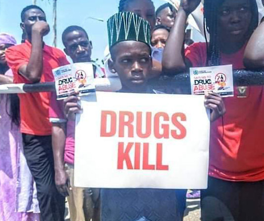 World Drug Day: You Have Nothing To Lose Engaging In Sports – Teworh Foundation CEO