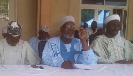 Insecurity:Adamawa Majlisul-Ulama go spiritual,Seeks Allah's Intervention