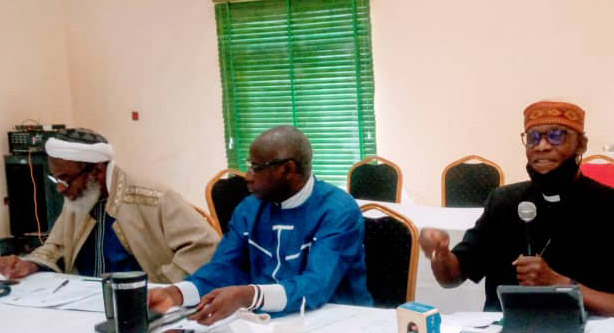 Insecurity: Kaduna Clerics of different faith Hold First Interfaith Prayer Session over Conflicts