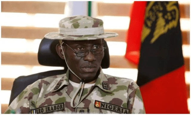 Military authority retires 343 personnel