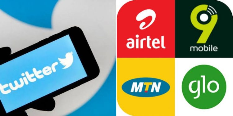 MTN, Glo, others block Twitter operation in Nigeria