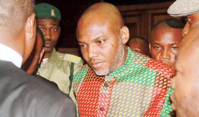 Nnamdi Kanu wasn't arrested in UK – British High Commission