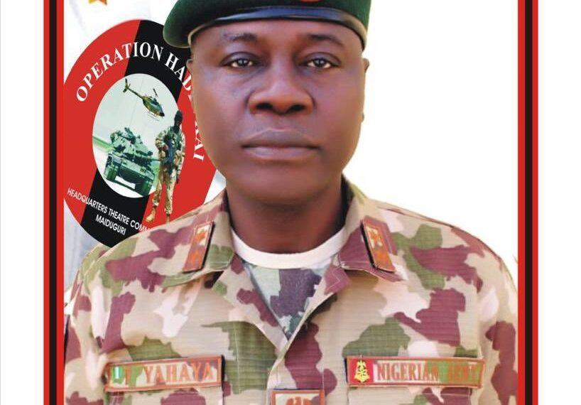 I have first-hand experience in war, I can tackle insecurity, COAS boasts