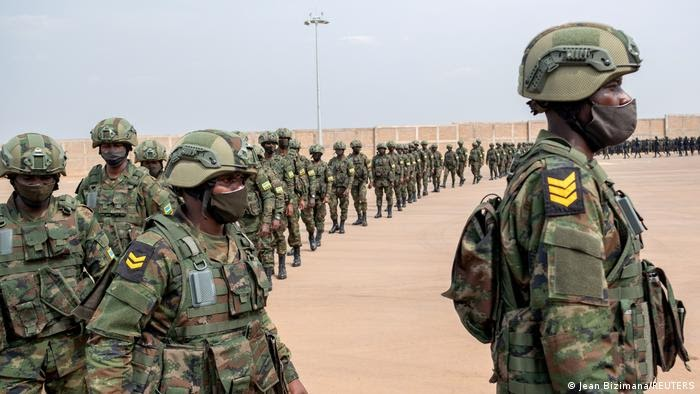 S. Africa to use 1,495 military personnel to help Mozambique fight insurgents