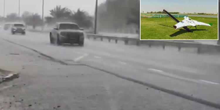Dubai creates artificial rain to tackle 50C heat using drone tech