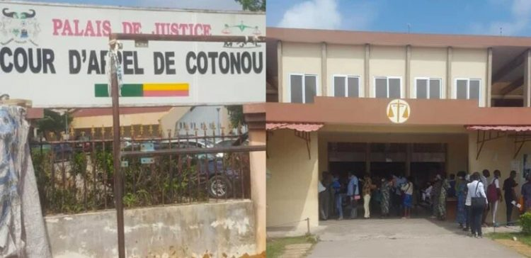 Igboho: Yoruba Nation supporters storm Cotonou court
