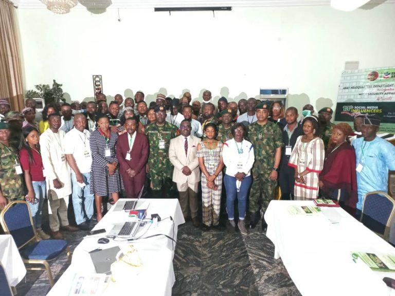 Nigerian Army organises social media seminar in Jalingo