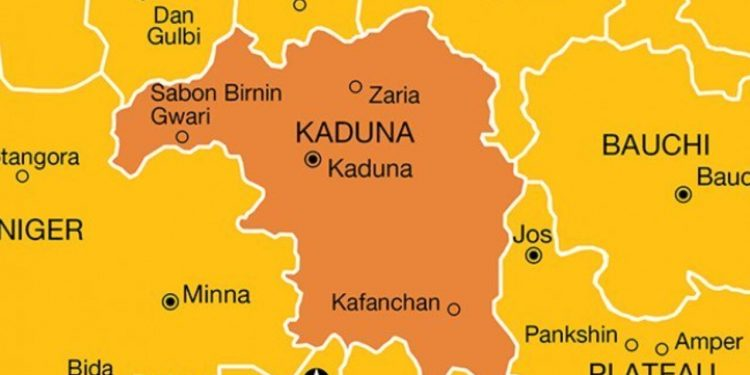Kaduna youths protest, lament killings under El-rufai govt