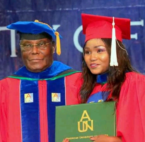 AUN 12th commencement day: Mary, escaped Chibok girl,474 others graduate