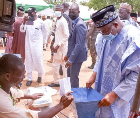 Gov Bala empowers 600 people to alleviate poverty in Bauchi