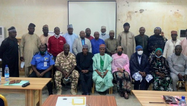 USIP pledges to assist Adamawa build enduring conflict management