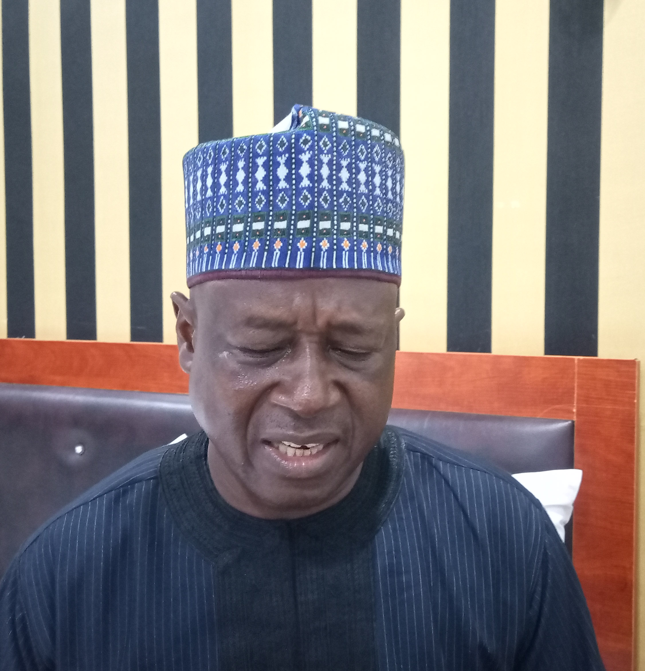With What SGF Boss Is doing, I don't expect anyone to raise an accusing finger against him -Duhu
