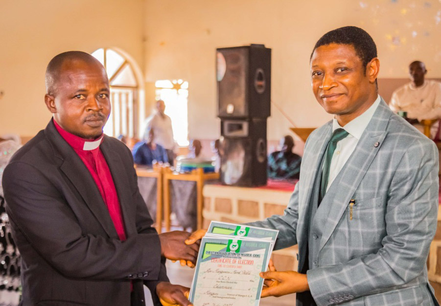 2020 PILGRIMAGE EXERCISE TO JORDAN: CAN PRESIDENT TO SERVE AS THE SPIRITUAL LEADER OF THE PILGRIMS– NCPC BOSS