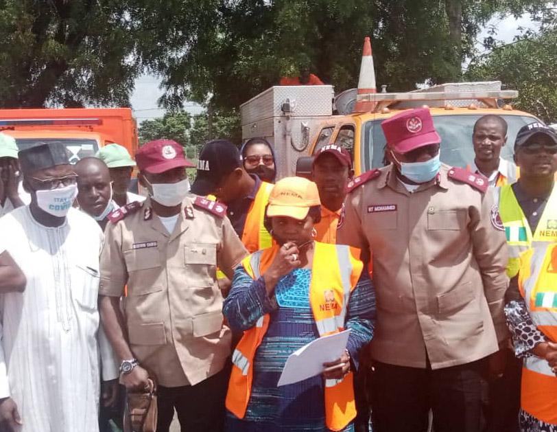 Operation Safe Eid-el-Kabir On Highways In Kaduna: NEMA, Other Agencies Flag Off activities