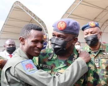Anxiety as bandits downed NAF Alpha jet, pilot rescued