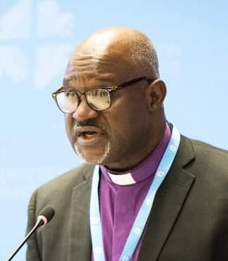 Archbishop Panti sends  Greetings to Muslim Ummah