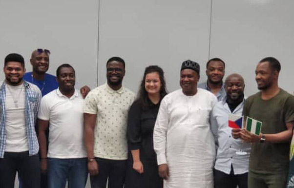 AMB KEVIN MEETS NIGERIANS AT BRNO, TASK THEM TO BE LAW ABIDING