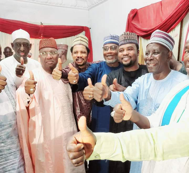 Congress: Sen Bindow conveys a stakeholders meeting in Mubi,calls APC loyalists to unite on consensus candidates