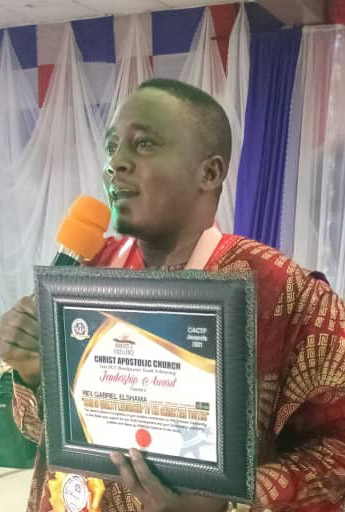 Adamawa YOWICAN Chair bags the icon of quality leadership award by CAC