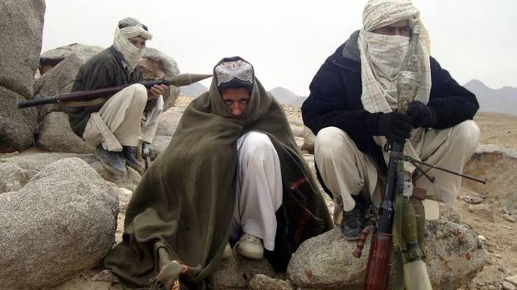Taliban miltants set to overrun Afghanistan amid curfew