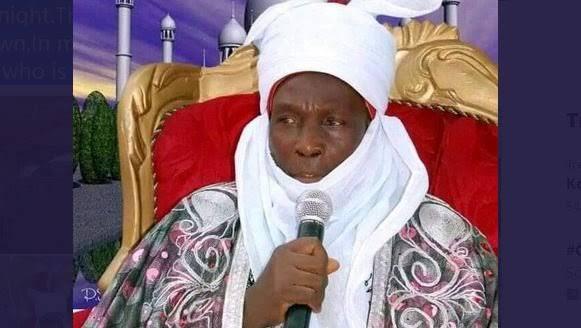Bandits invade palace, kidnap Kaduna emir, 12 others