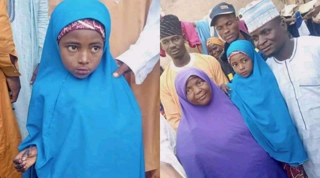 Disappointed, Katsina man who names daughter after Buhari renames her