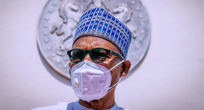 Buhari returns to London for medical check-up, education summit