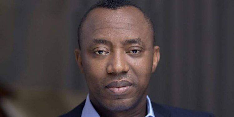 Sowore arrested in Abuja as Nnamdi Kanu's trial resumes