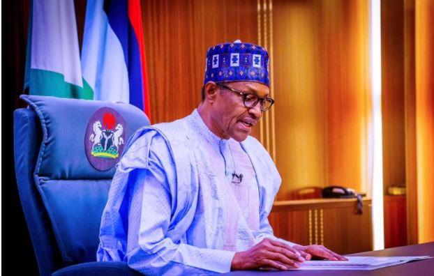 Buhari presides over National Security Council meeting