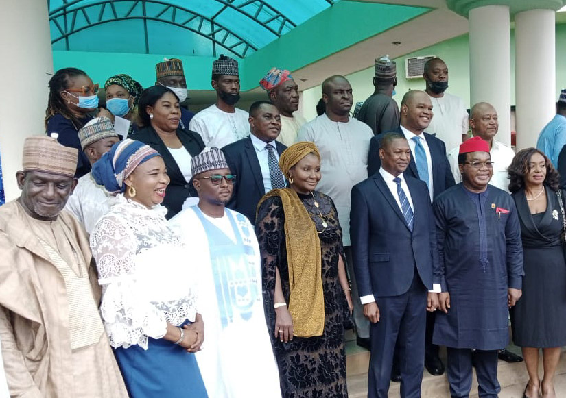 NHRC GOVERNING COUNCIL MEMBERS INAUGURATED