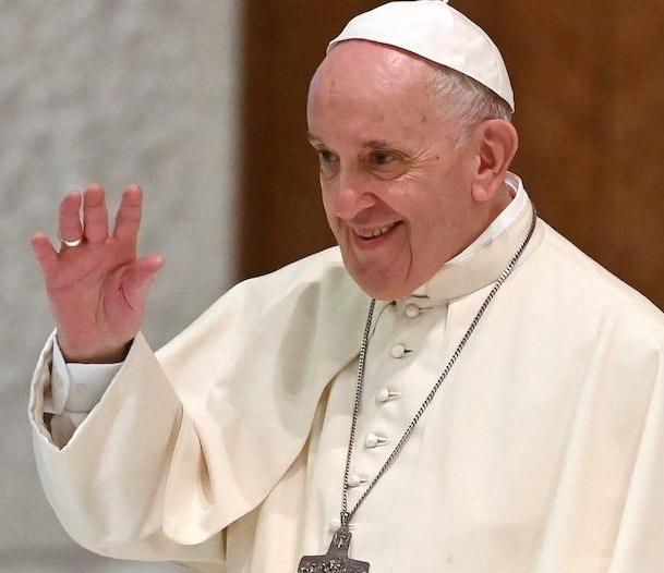 Pope urges people to get COVID-19 jabs 'as act of love'