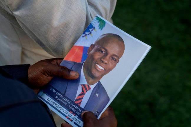 Judge named to probe Haiti president's murder steps down