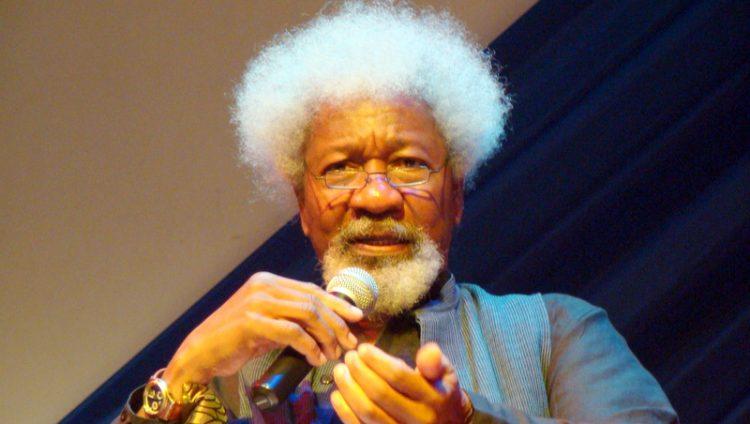 Igboho committed no crime against you, Soyinka tells FG