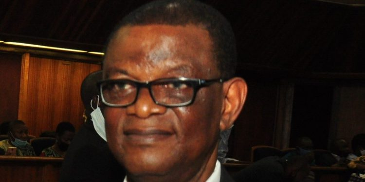 Supreme Court's Justice Oseji is dead