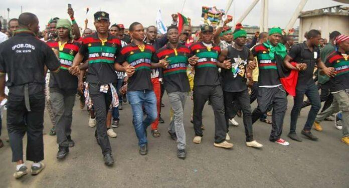 IPOB Announces Shutdown Of Eastern Nigeria On 1 October, To Mark Ambazonia Day