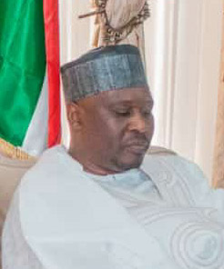 Yola inferno: Gov Fintiri Sympathises With Victims of PZ Round About tanker explosion