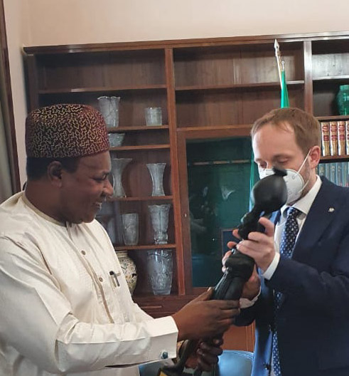 Nigeria/ Czech Rep discuss defense cooperation, Education to deepen diplomatic relations