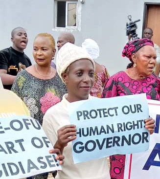 Community leader in Delta state condemns protest over farm land by some youths