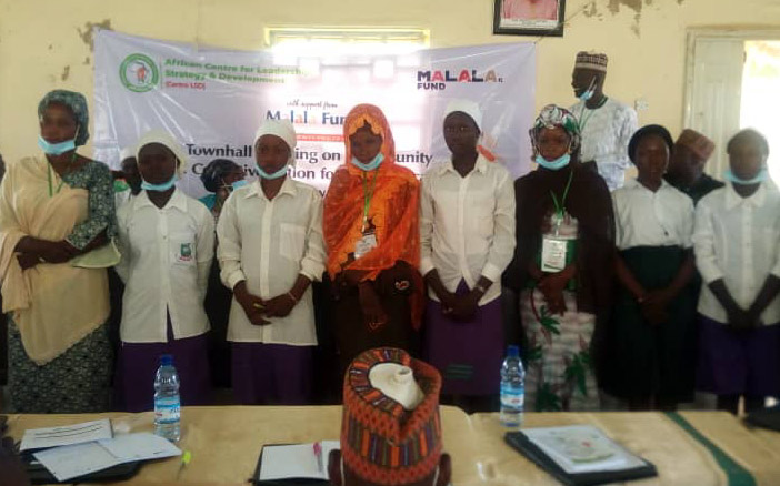 Malala foundation, centre LSD is changing Adamawa girl-child education narratives