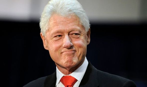 Ex-US President Clinton hospitalised with non-Covid infection —Spokesman
