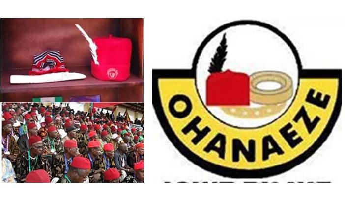 Ohanaeze lampoon Adesina for rating Buhari above Azikiwe, Awolowo